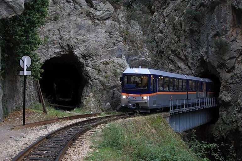 Φανταστείτε στη θέση του τρένου να βρίσκεται ένα.... καρτ!