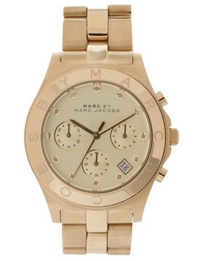 Image 1 ofMarc By Marc Jacobs Steel Watch