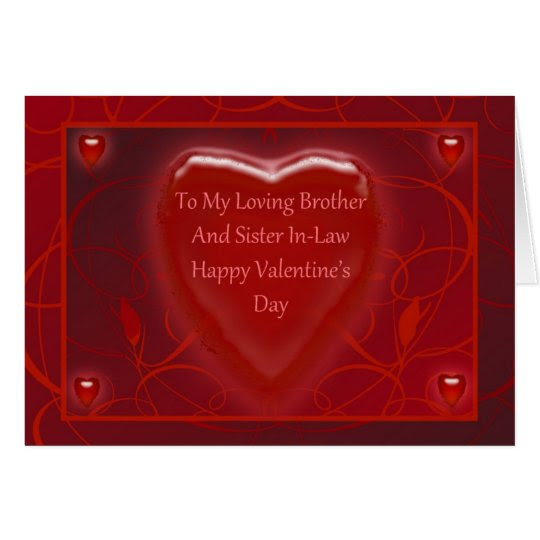 Valentine For Brother Love2loveforeignluxuryco