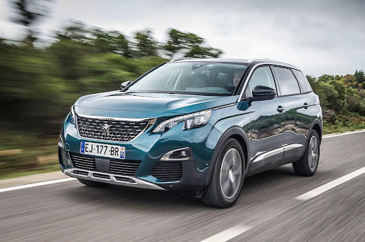 2017 Peugeot 5008 review