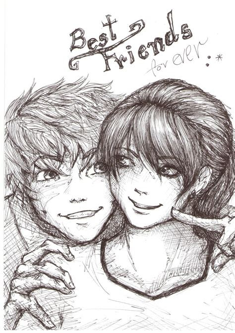 image result  sketches   friends  boy