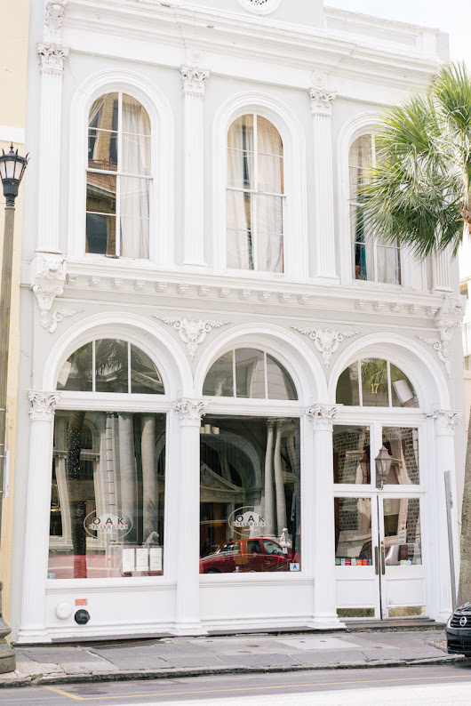 3 Historic Charleston Restaurants Where You Can Judge A Book By Its Cover - Camille Styles