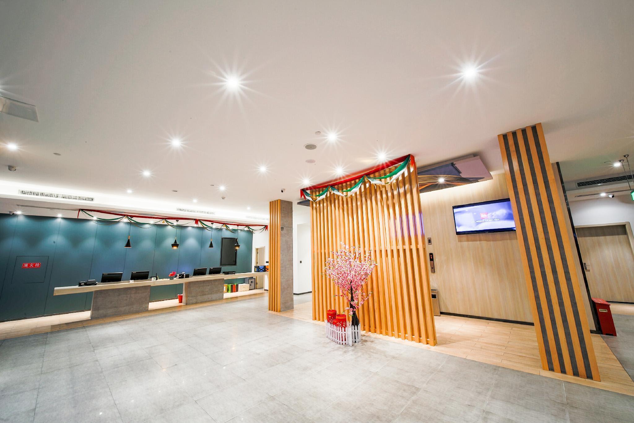 Review ibis Chengdu Meizhou Center Hotel