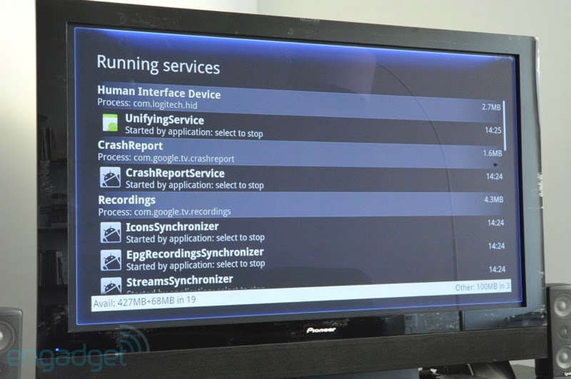 DNP Switched On Android's TV Triple Threat