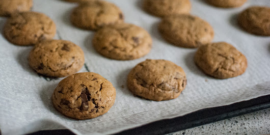 Soft Chocolate Chip Cookies - VAL EN BARCELONA, My Cooking Dairy