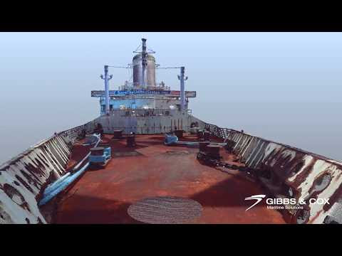 WATCH: Gibbs & Cox's Amazing 3D Render of the SS United States | WE ARE THE UNITED STATES: Save America's Flagship