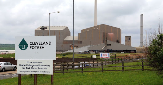 Hundeds of jobs to go at UK's last potash mine on Teesside
