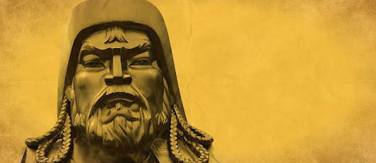 Genghis Khan was a Kazakh! | Kazakhstan - the heart of Eurasia
