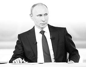 Президент России отвечает на вопросы россиян