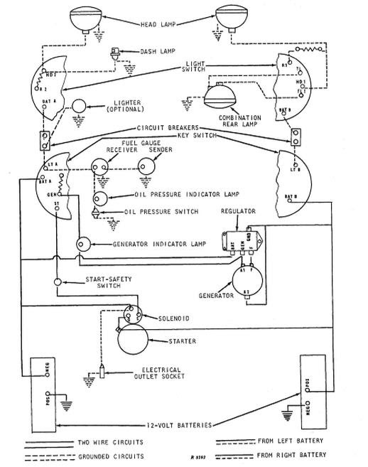 John Deere Alternator Wiring Diagram from lh3.googleusercontent.com
