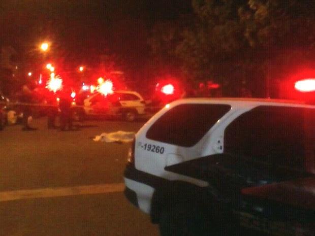 Segundo condutor, vítima teria invadido avenida sem sinalizar em Ubatuba. (Foto: G1)