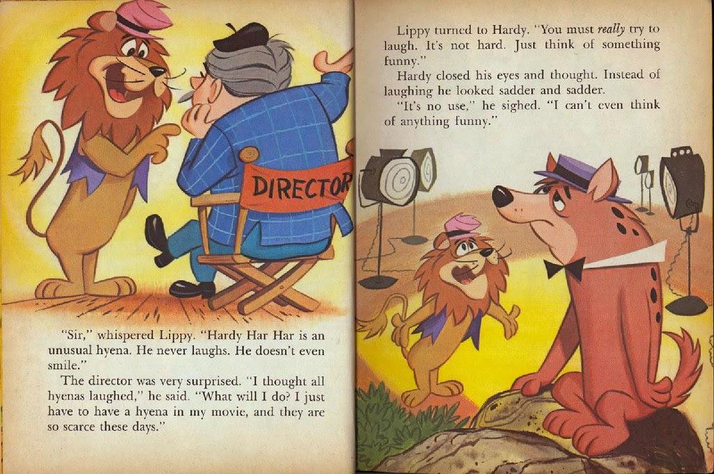 Lippy the Lion & Hardy Har Har007