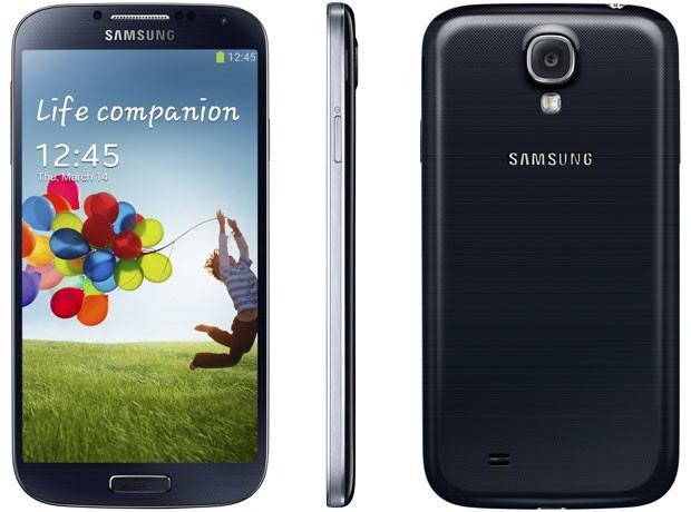Novo Galaxy S4 ganhou uma tela de 5 polegadas (Foto: Divulgação)