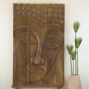 Terra Furnishings: Product Feature: Buddha Panels