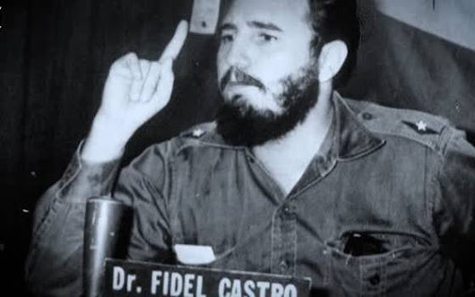 Cuba's deceased dictator Fidel Castro was a fretful coward, not a courageous leader | Babalú Blog