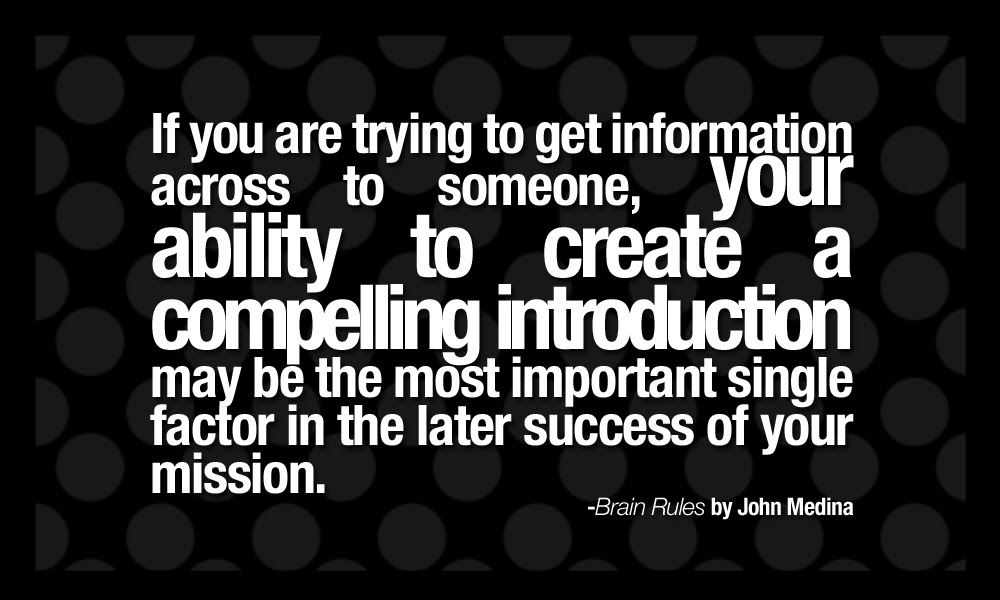 If You Are Trying To Get Information Across To Someone Your Ability
