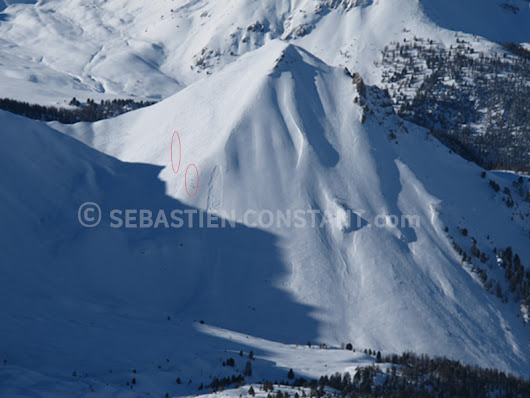 Blog Editions Seb CONSTANT » AVALANCHE A L'ARPELIN et STRATEGIES MODERNES