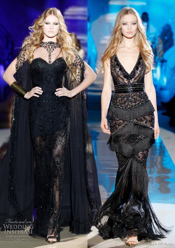 zuhair murad couture spring 2011 dresses