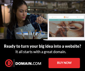 Domain.com, Domain Names, Domains, Hosting