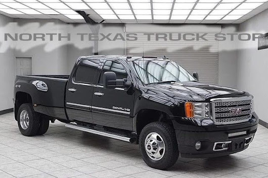 GREAT 2014 GMC Sierra 3500 for sale