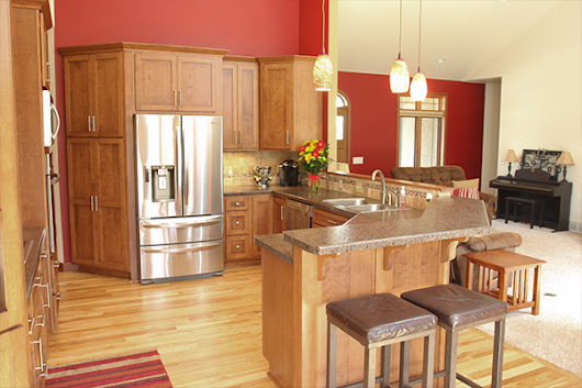 Look! Kitchen cabinetry in Merrill, WI