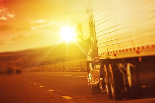 Summer Driving Tips for Truck Drivers - Truck Dynasty Driving Academy