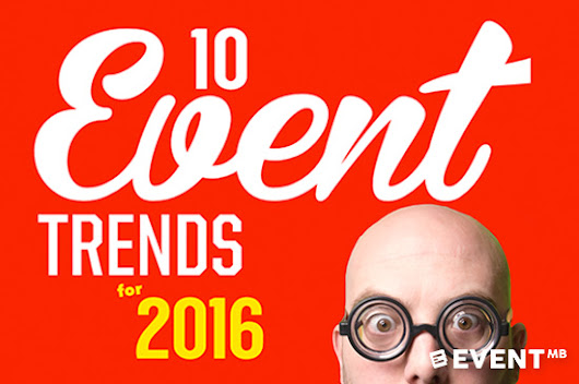 10 Event Trends for 2016