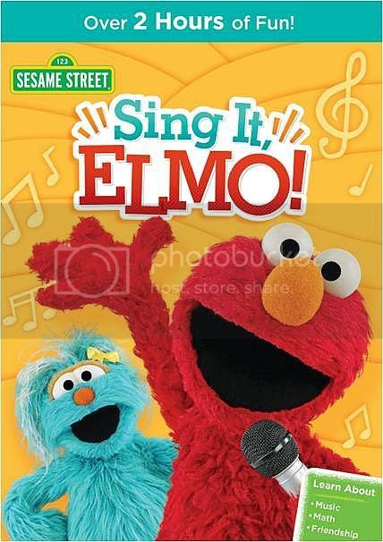 Sing It, Elmo