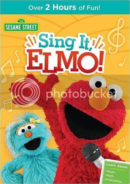 Sing It, Elmo