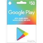 Google Play - Gift Card