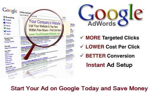 Buy Adwords Coupon | Google Ads Coupon | Adwords Voucher