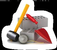 Logo Firmy Remontowo Budowlanej
