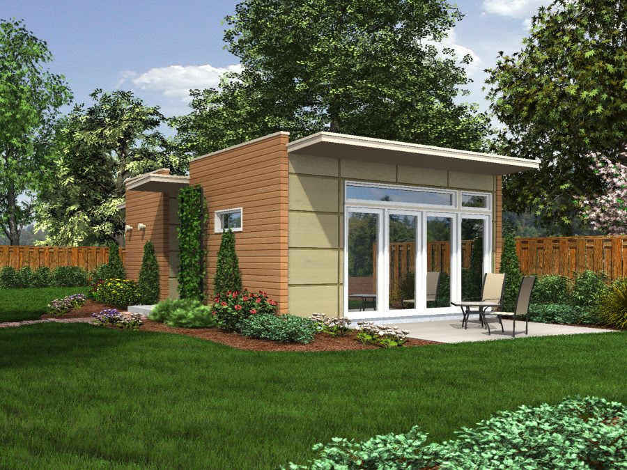 Mother in Law Cottage Prefab Backyard Cottage Small Houses