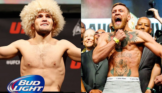 "VIDEO | Khabib Nurmagomedov on Conor McGregor ""He has only one chance... A lucky punch"" 