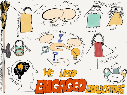 We Need Engaged Educators