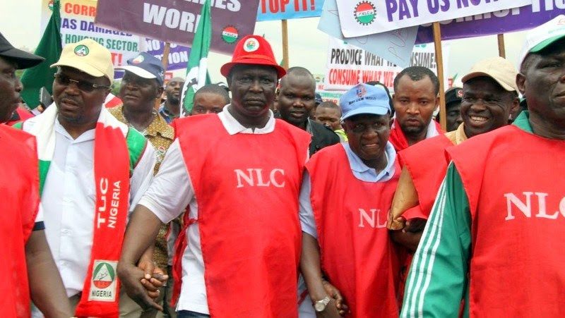 We Will Reject One Salary Per Month Henceforth – NLC Tells Governor Fayose