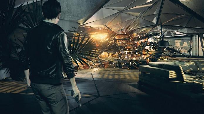 Quantum Break  terá um roteiro que mescla atores reais com imagens computadorizadas. (Foto: Divulgação)