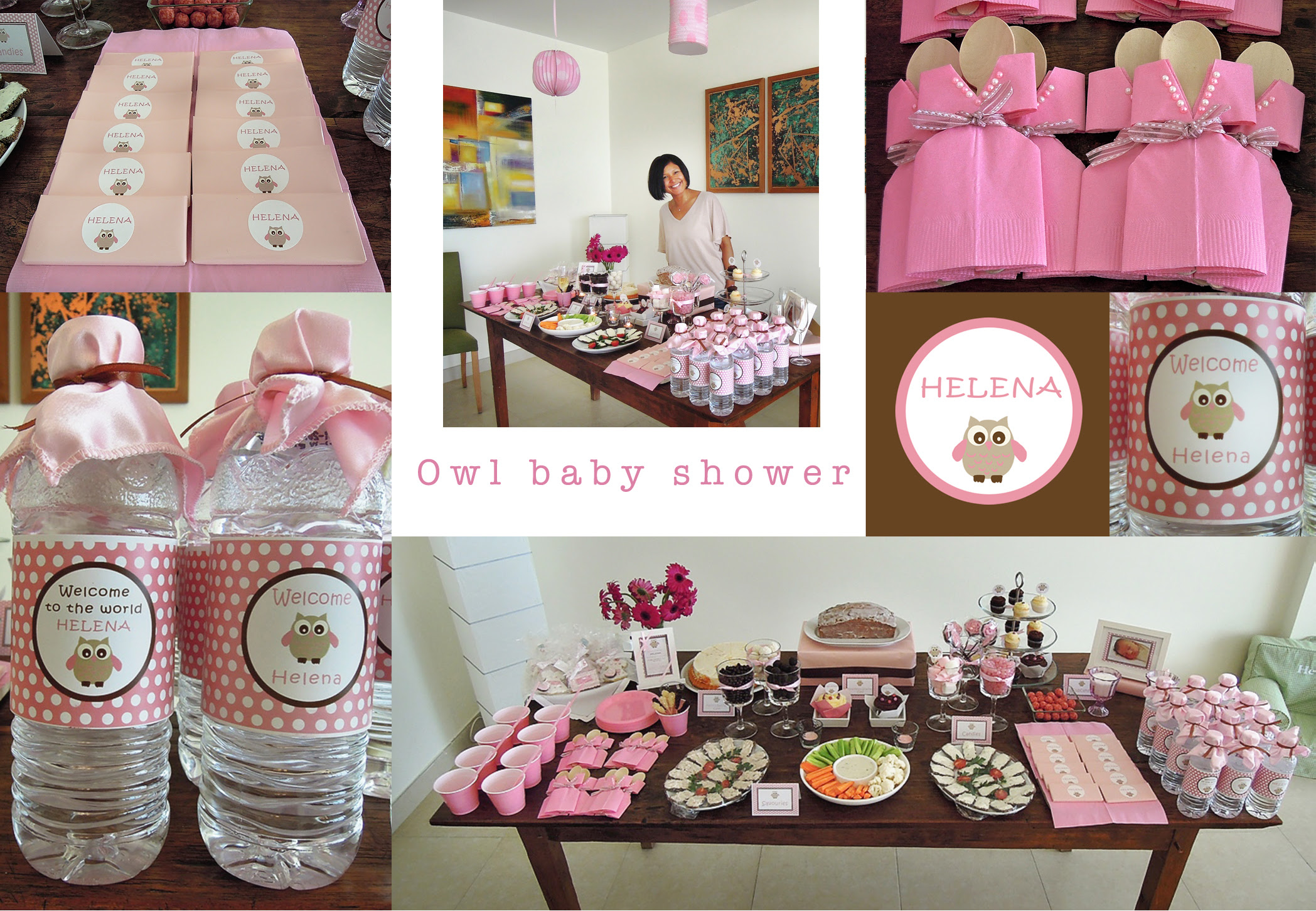 Baby Shower Food Ideas Baby Shower Ideas With Owls