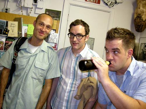 Anders, Noah & Brian