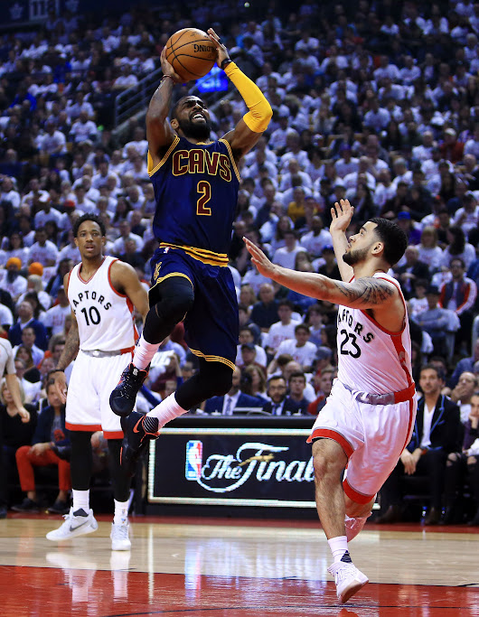 Celtics Acquire Kyrie Irving from Cavs – Impact on Raptors?