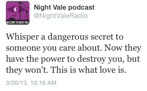 welcome to night vale night vale radio night vale wtnv Night Vale Tweets