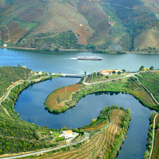 Where to Go in 2015: the Douro Valley, Portugal