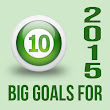 10 Big Goals For 2015 - Carl Thomas