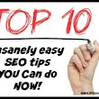 10 INSANELY Easy SEO Tips YOU Can Do Right Now! | AVB