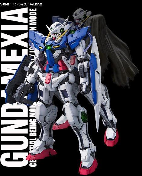 Mg Gundam Exia Ignition Mode English Manual And Color Guide Mech9 Com Anime And Mecha Review