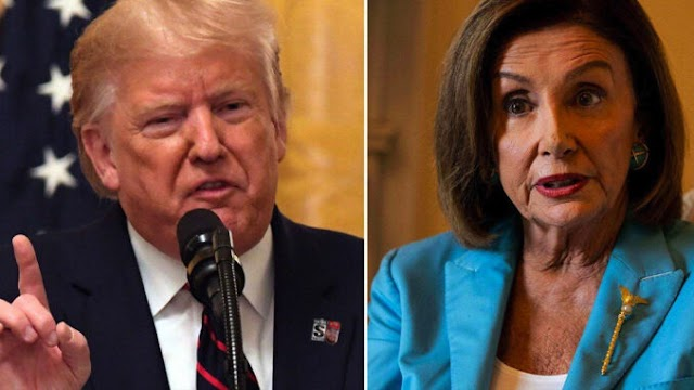 Trump Can Use Emergency Powers To Remove Pelosi From Congress