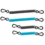 Dry Doc brand Coiled Gear Mini Tethers by Seattle Sports