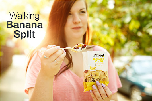 Walking Banana Split Recipe Simplify camping meals... - Walgreens on Tumblr - Stay Well