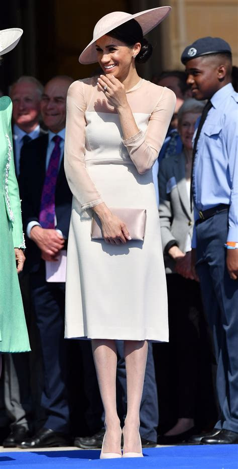Meghan Markle Wears Pantyhose For First Time At Prince