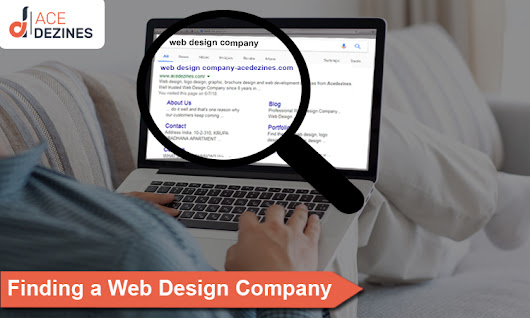Finding a web design company in New York - Web Design Latest updates, Tips, Benefits and Top Source For Designers & Developers Acedezines Blog